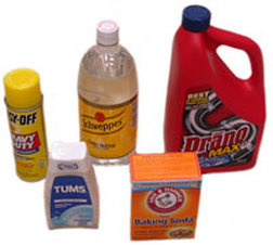 Examples in everyday life acids vs bases - New uses common items ...